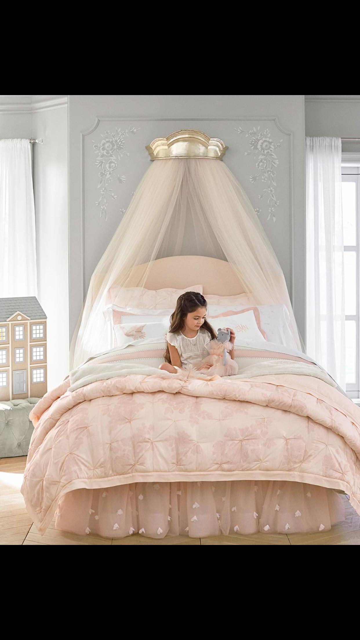 Shelby's Big Girl Bedroom Girly bedroom, Big girl