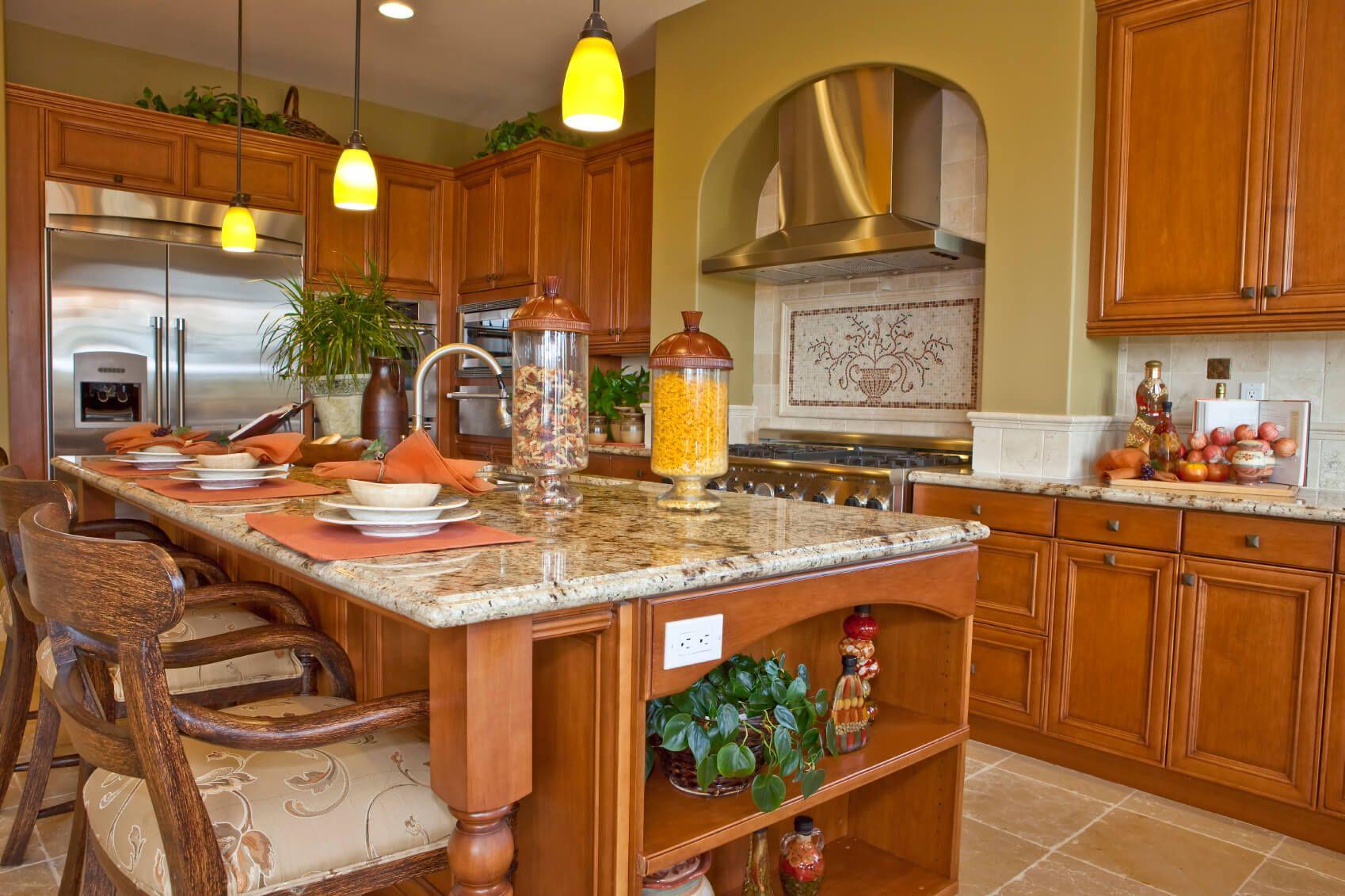 Kitchen Designer Salary Fair 84 Custom Luxury Kitchen Island Ideas & Designs Pictures Decorating Design