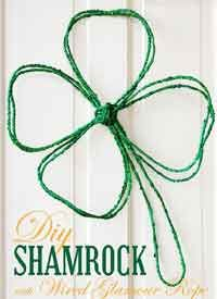 Free St. Patrick's Day Crafts Projects at AllCrafts.net