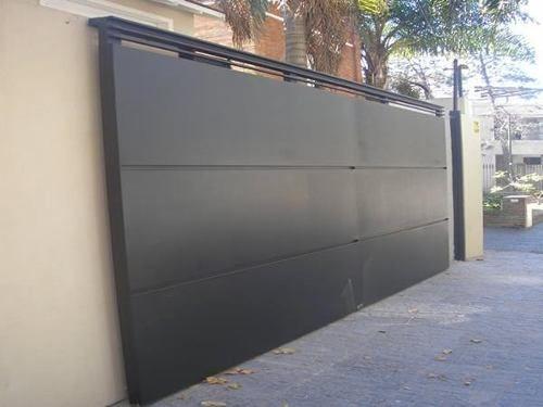 Jc portones automaticos portones pinterest gates and Portones automaticos