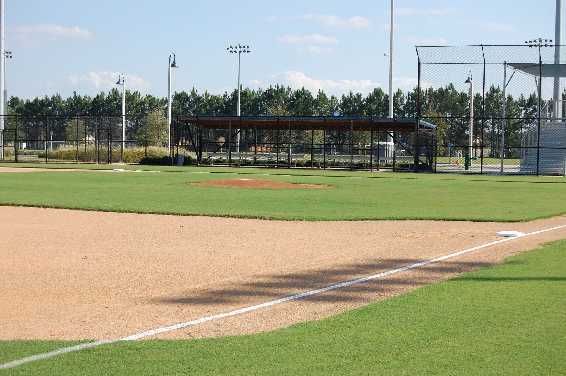 Lake Myrtle Sports Park Auburndale Florida There Are A Total Of Five 5 Baseball Fields Including The Main Stadium Field Home To Over 4 Sport Park Lake Park