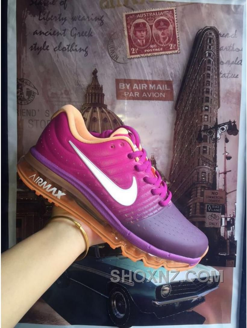 sports shoes a6cf5 8be93 NIKE AIR MAX 2017 BRIGHT GRAPE WHITE-FIRE PINK-PINK BLAST 849560-502 Only   88.00 , Free Shipping!