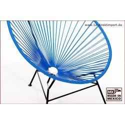 Photo of Original Acapulco Chair – blau, Designer Sessel für Outdoor und Indoor 1a direktimport