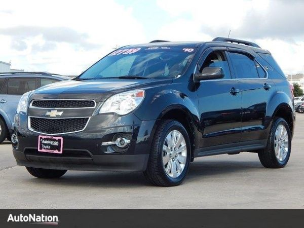 Used 2010 Chevrolet Equinox For Sale In Corpus Christi Tx