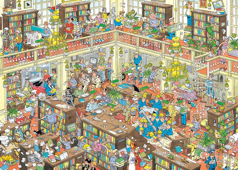 House Of Puzzles Happy Birthday 1000 Piece Puzzle