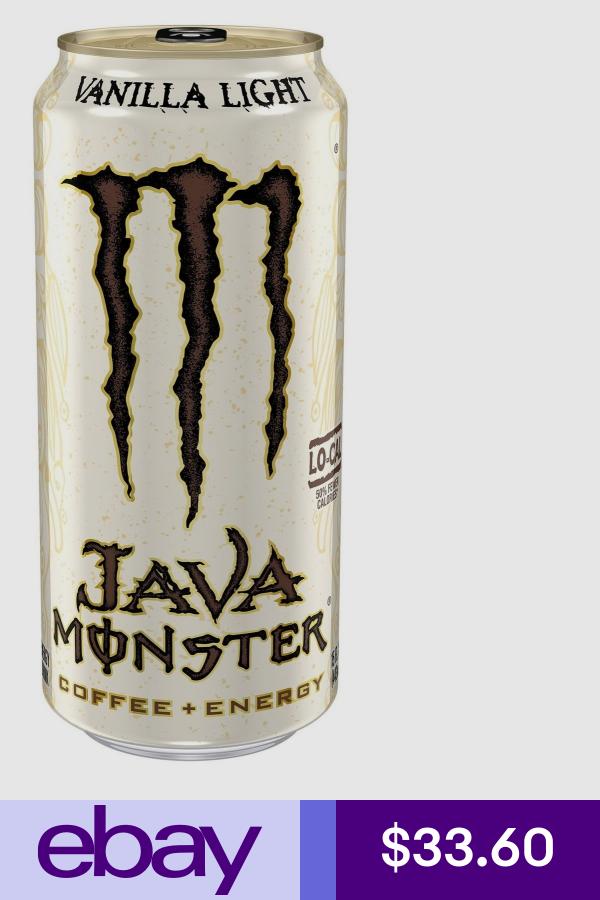 Monster Energy Energy Drinks Collectibles Ebay Monster Energy Drink Monster Energy Drink Logo Coffee Energy