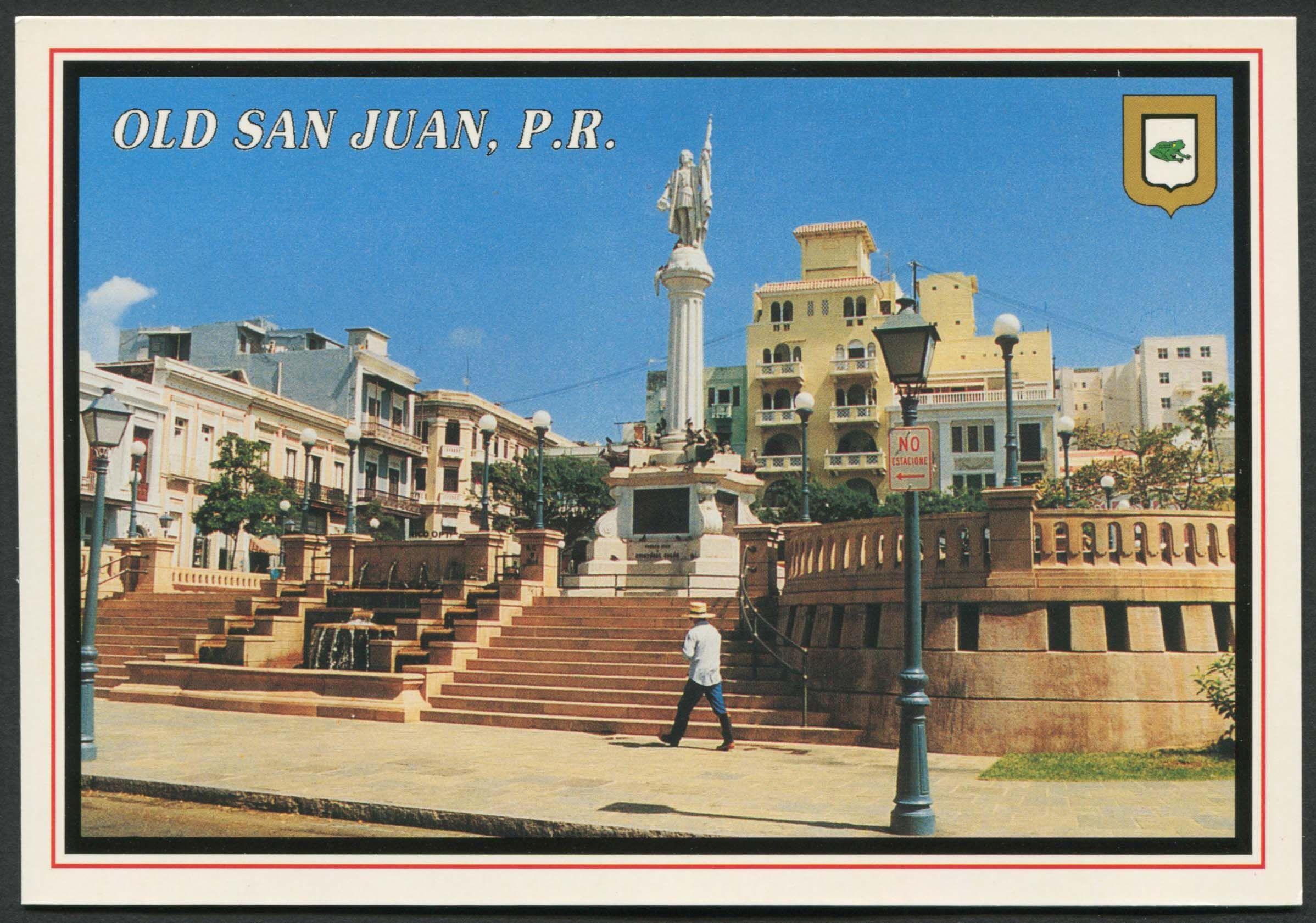 Image result for old san juan postcard