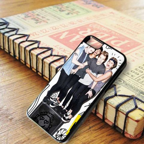 5 Second Of Summer Stereo iPhone SE Case