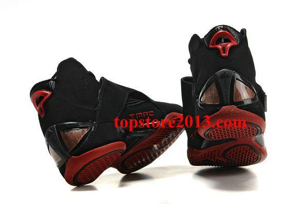 Adidas t mac 5 scarpe nero red hot vendita le adidas pinterest