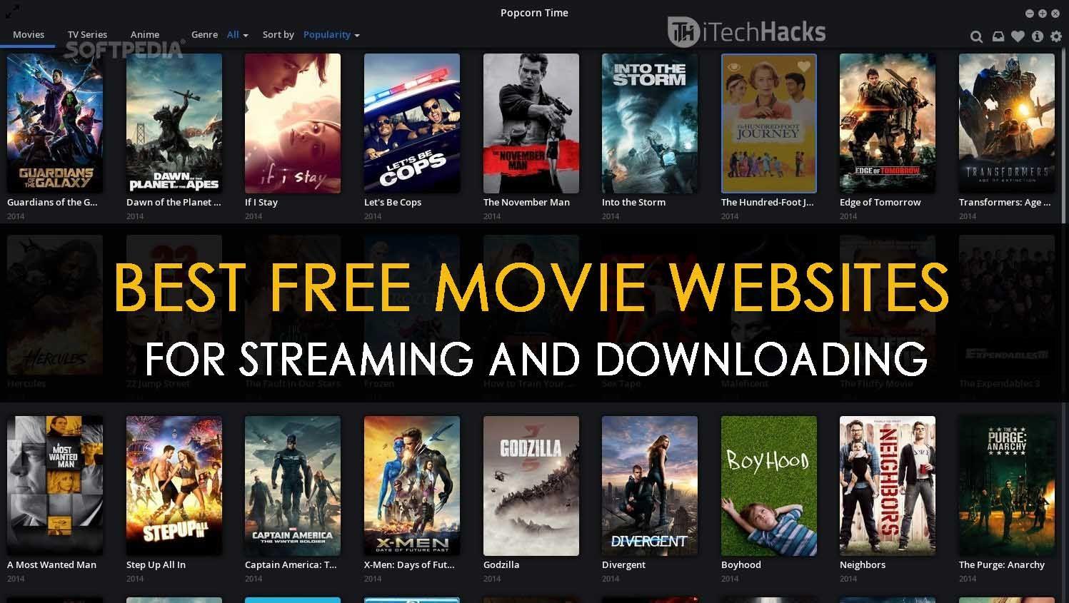 best free online tv streaming websites