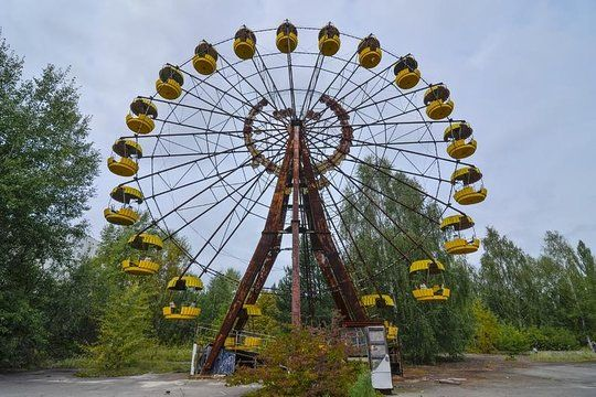 Full Day Chernobyl And Pripyat Tour From Kiev Provided By