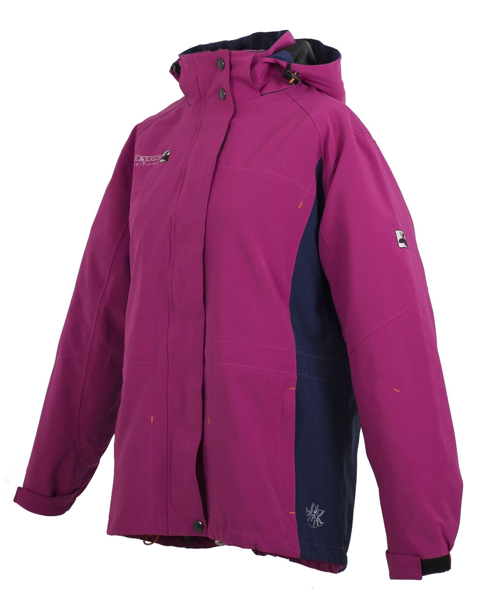 beste Auswahl an so billig Großbritannien Die Outdoor Jacke ASPEN LADY SUMMER NEW MODEL von Deproc ist eine ...