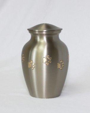 Large Decorative Urns With Lids Urnsdirect2U Golden Paws Pet Large Urn  94028  Urn Decorative