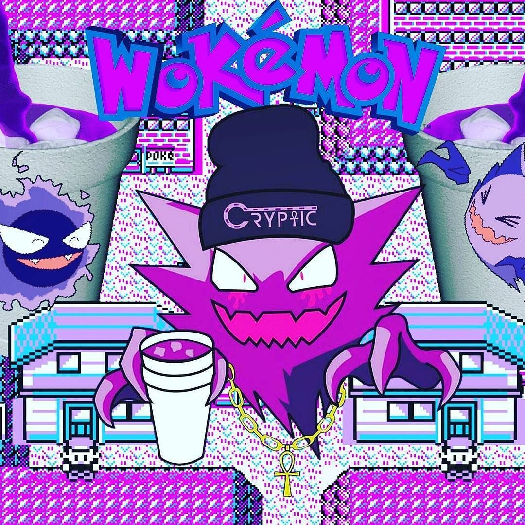 This gif has everything glitch pixel art graphic design vaporwave - Lavender_lean Exe Shout Out To 2turnt_kurt For His Dope Pok Mon Art Check Out His Threads At Http Ift Tt 2dqqdem Aesthetic Aesthetics Vaporwave