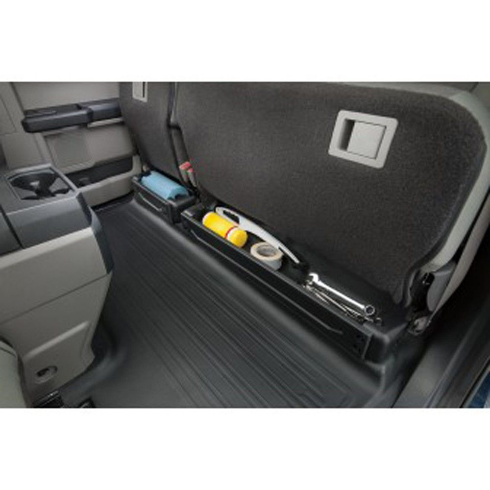 Stupendous Ford Underseat Cargo Organizer Rear Supercab Supercrew Cab F Pdpeps Interior Chair Design Pdpepsorg