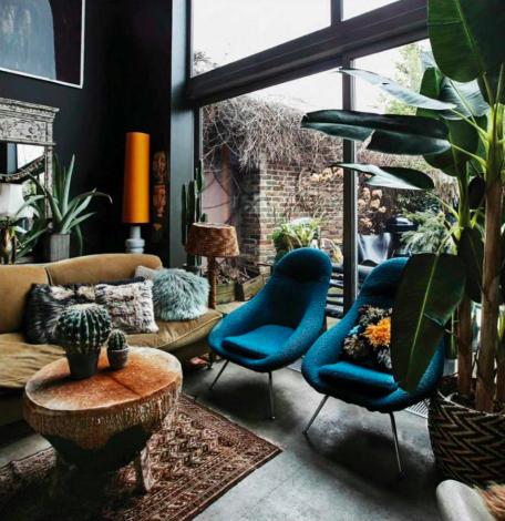 Photo of 16 Bohemian Interior Design Ideas