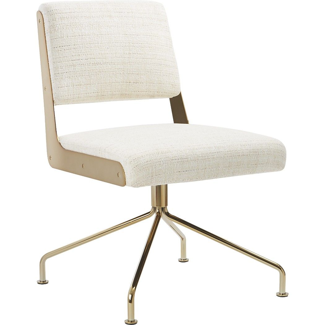 Rue Cambon Cream Office Chair Reviews Contemporary Office