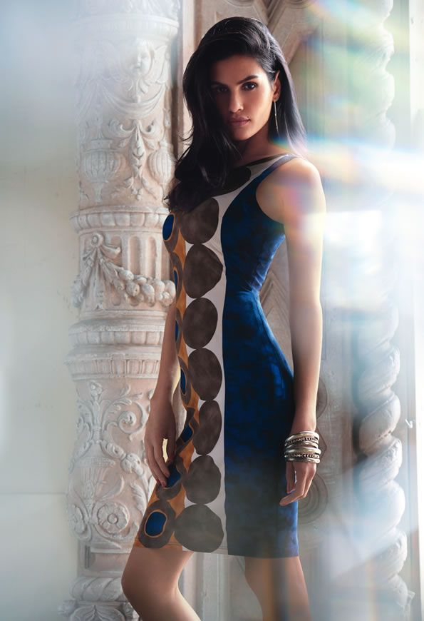 Joseph Ribkoff Dress Fashion at www.decabana.com