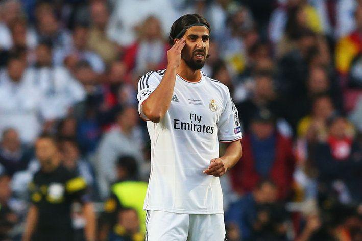 Khedira Close To Madrid Return Sami Khedira Real Madrid Sami