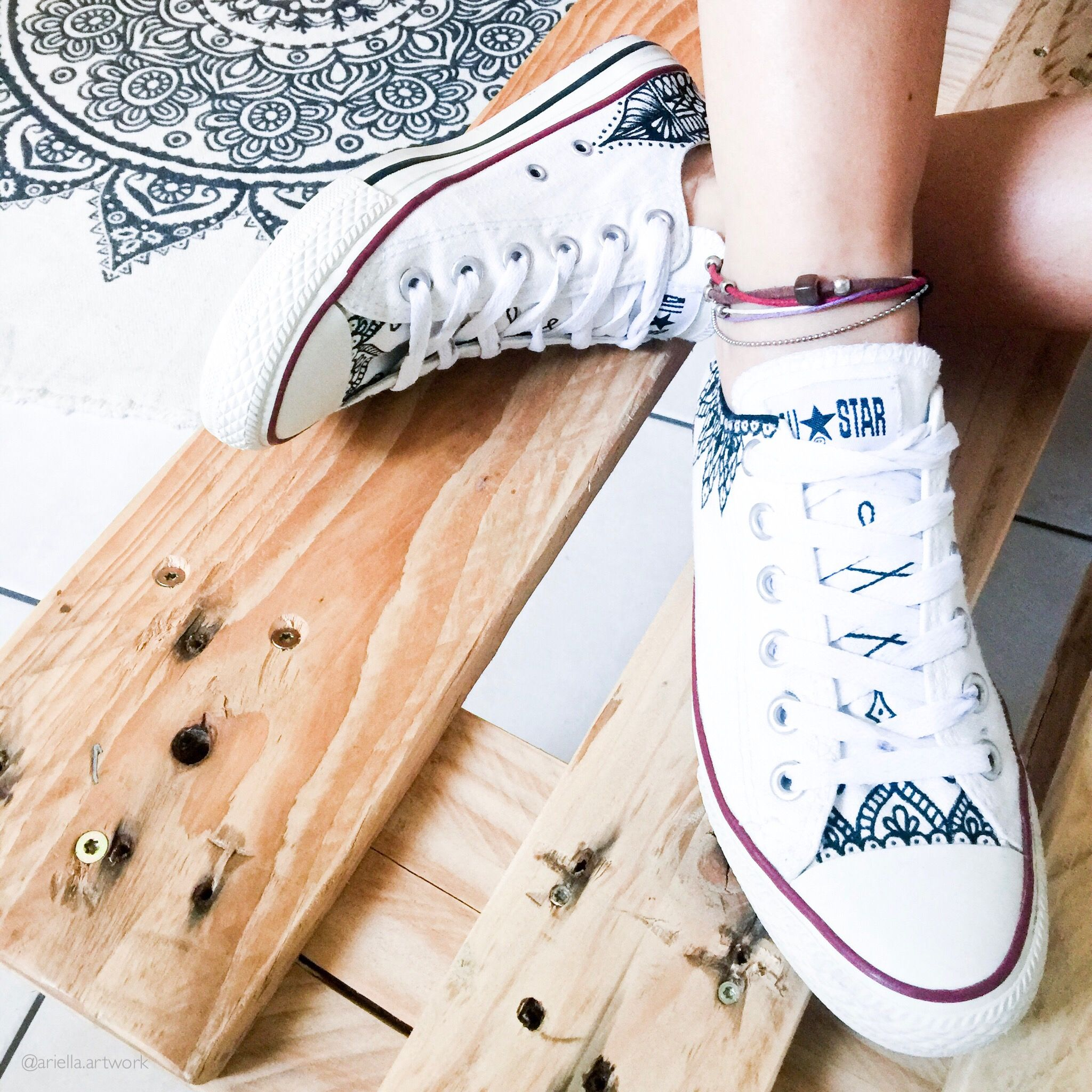 Diy Chucks Bemalen Handbemalte Schuhe Malerei Schuhe Designerschuhe