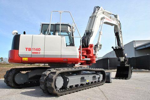 Takeuchi Tb1140 Hydraulic Excavator Parts Manual Download Sn 51410002 And Up Hydraulic Excavator Excavator Excavator Parts
