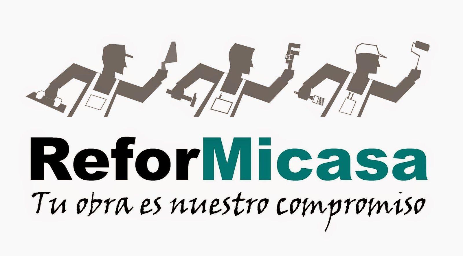 Logotipo para empresa de Reformas - Valencia
