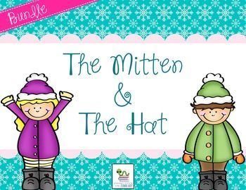 The Mitten and The Hat by Jan Brett.  A bundle of activities, graphic organizers and reading comprehension activities.