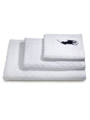 Ralph Lauren Home With Images White Towels Magnolia Home
