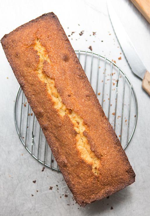 Orange-glazed polenta cake always looking for a great polenta cake recipe!