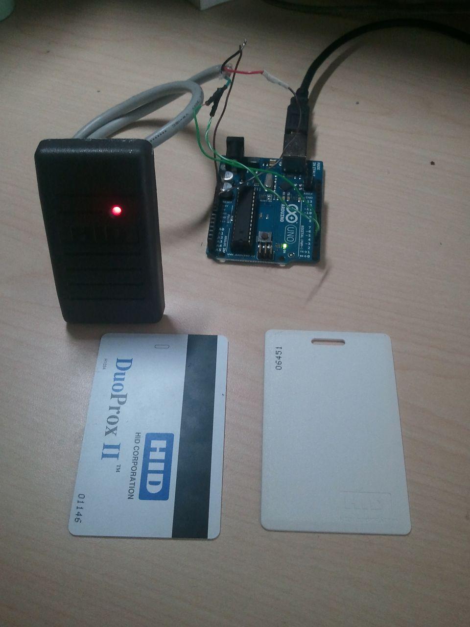 Pagemac Azure S Realm Rfid Arduino Arduino Rfid