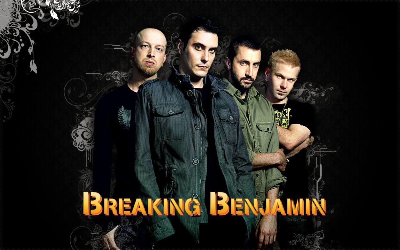 1280x800px Breaking Benjamin | #389589