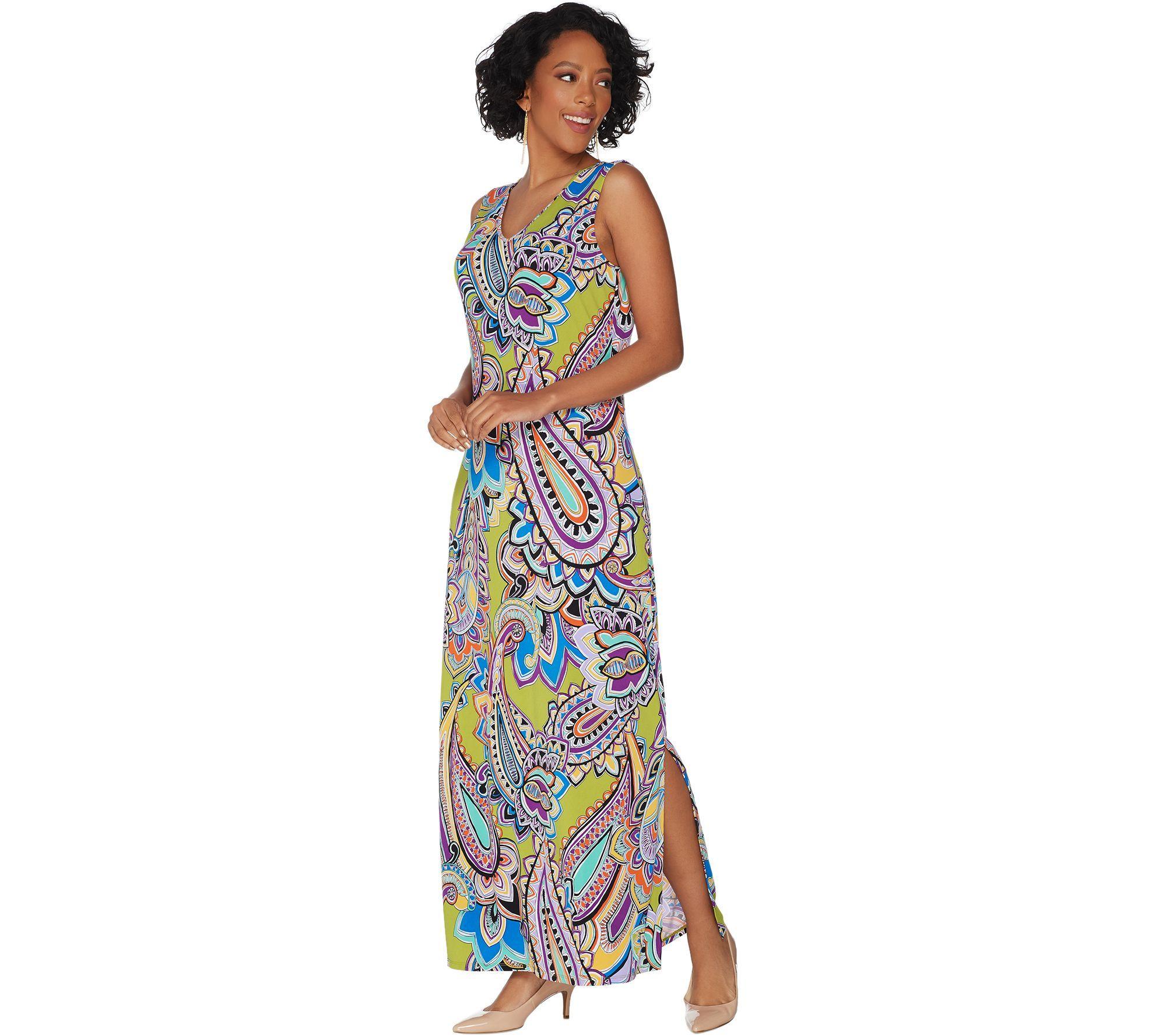 Pin By Virginia Fisher On Fashions Fashion Styles Qvc Fashion Dresses Maxi Dress [ 1778 x 2000 Pixel ]