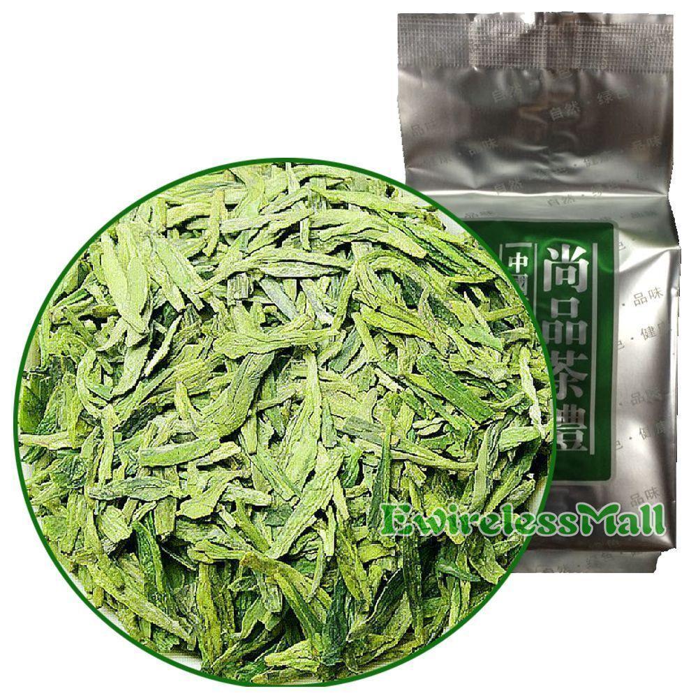 [Gold] 2016 Organic 5A+ West Lake Xihu Long Jing Dragon Well Chinese Green Tea