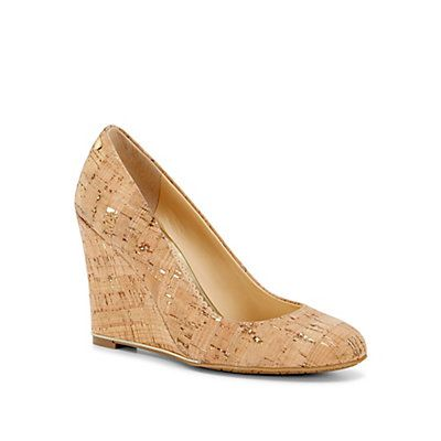 Just fell in love with the Cork Wedge Pump for $138 on C. Wonder! Click on the image and receive 20% off your next full-price purchase and find something you love too!