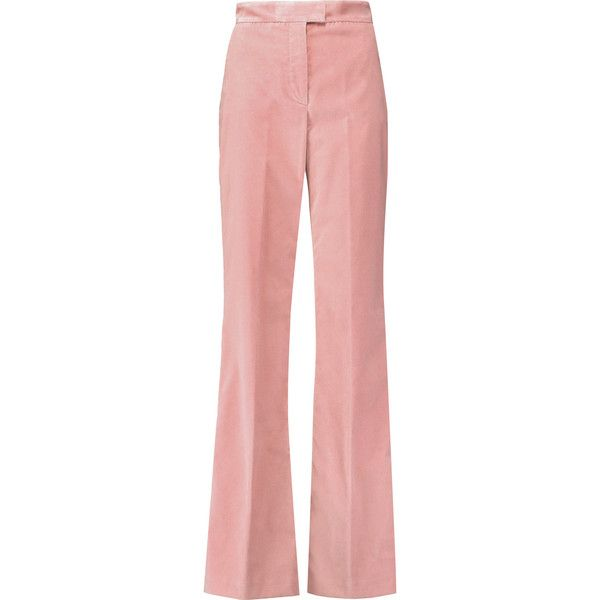 high-waist trousers - Pink & Purple Msgm Clearance Sast Perfect Cheap Online DbJYfz