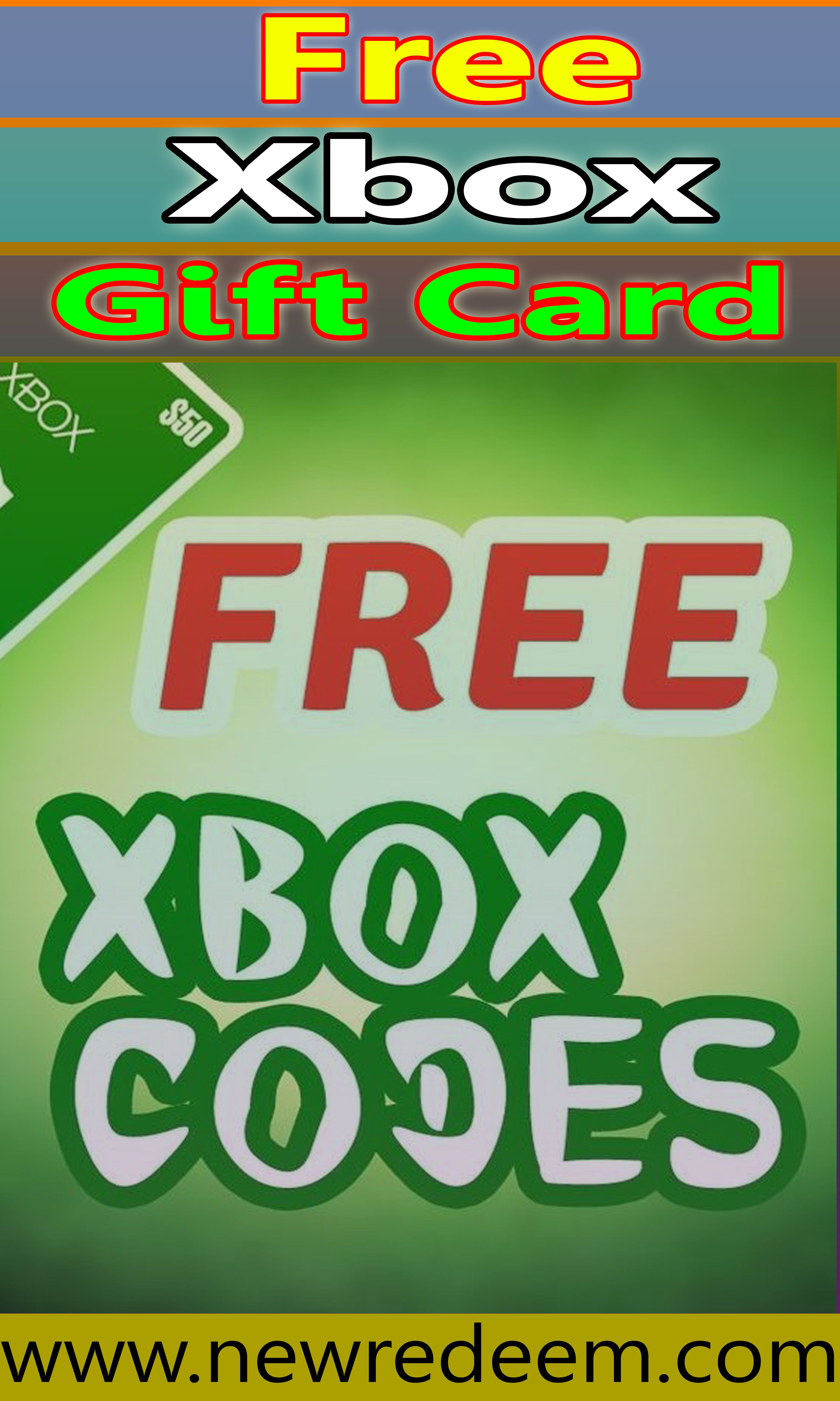 Xbox Live Codes Not UsedFree Unused Redeem Codes Xbox