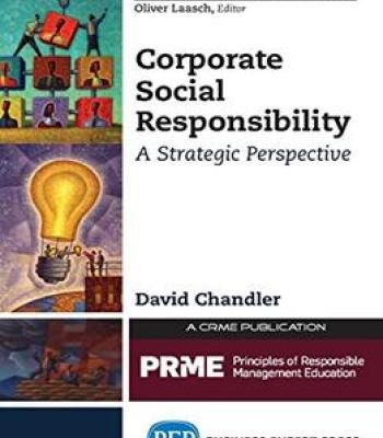 Corporate Social Responsibility A Strategic Perspective PDF - small business balance sheet template
