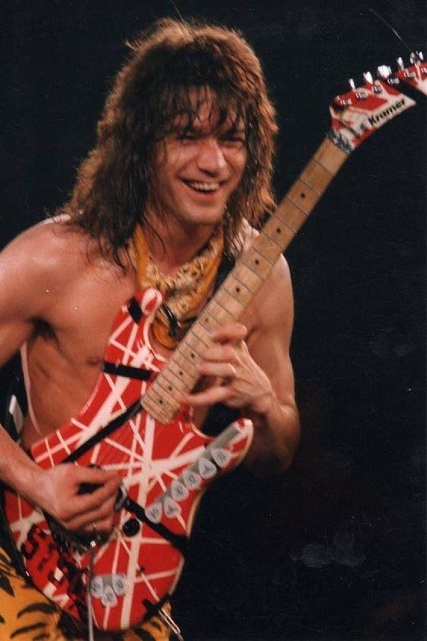 Eddie Van Halen In 2020 Van Halen Eddie Van Halen Alex Van Halen