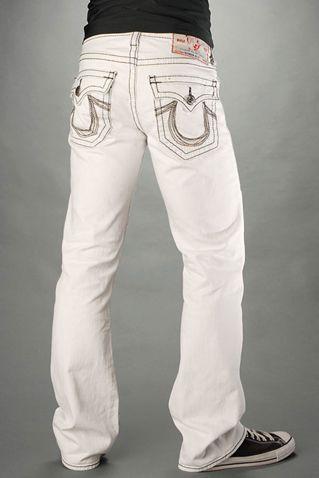 Mens True Religion Straight Jeans 029 | Immediate Fashion ...