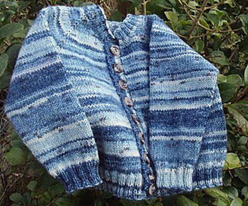 Ravelry Sock Yarn Top Down Baby Cardigan Pattern By Joan