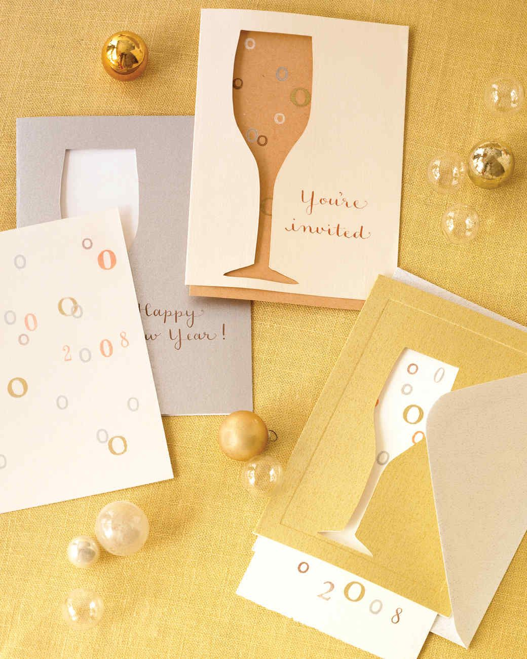 clip art and templates for new years martha stewart living were sharing our favorite clip art and templates for a perfect new years celebration