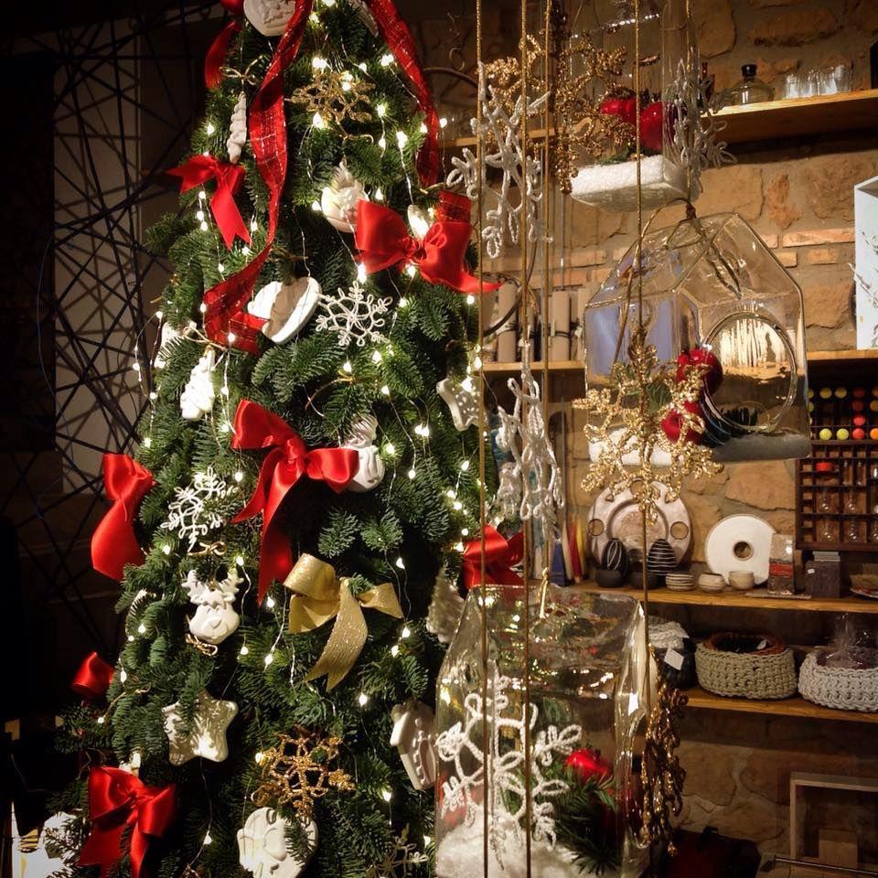 Christmas tree Massimi Minimi showroom
