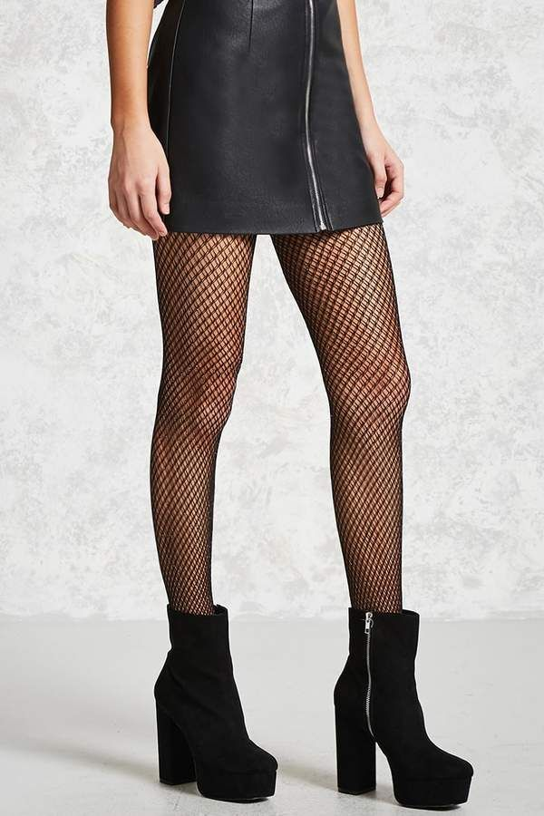 7f52a6cc26ca4 Forever 21 Metallic Fishnet Tights | Beauty Style in 2019 | Fishnet ...