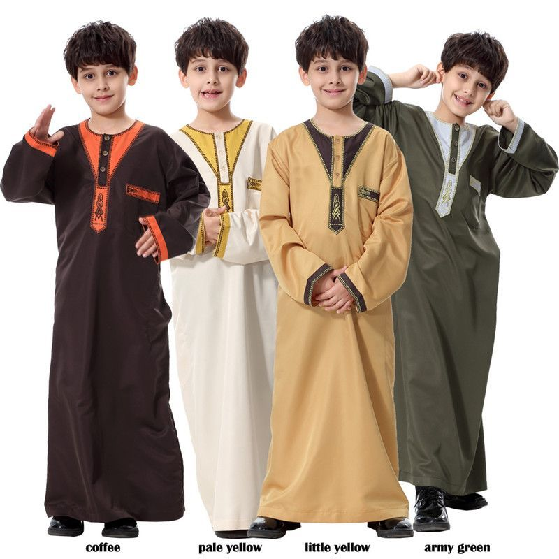 Boys Fashion   Latest Kids Wear For Boys   Kids Of Clothes   Kids abaya,  Childrens robes, Islamic clothing