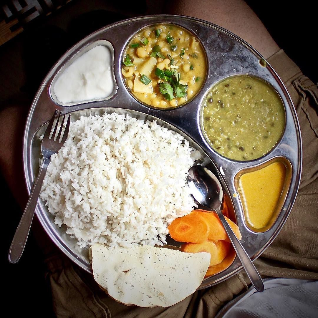 Nepali Thali Traditional Thaali Meal Ethnic recipes
