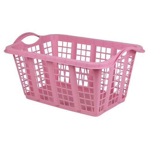 Pastel Laundry Basket Metro Lane Colour Pink Waschebehalter