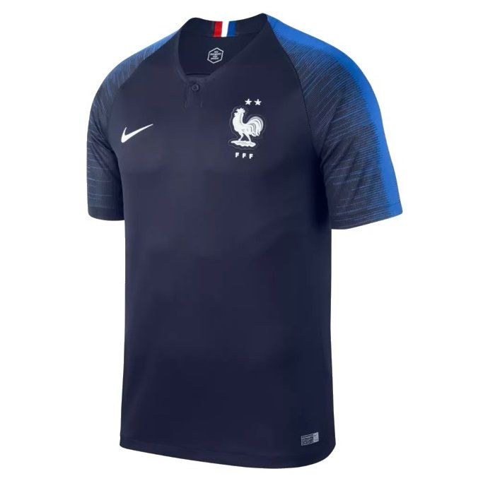 brand new exclusive shoes finest selection France World Cup Winner Soccer Jersey 2018 | Maillot equipe ...