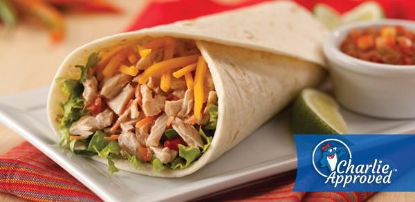This new #StarKist recipe is made with fun ingredients AND fresh flavor. Now, #ThatsNewSchool!