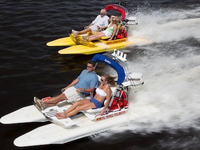 Backwater Adventure Marco Island FL 10000 Islands Tour