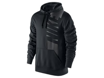 presentación diseño innovador mejores telas Nike KO Fade Pullover Sudadera de entrenamiento con capucha ...